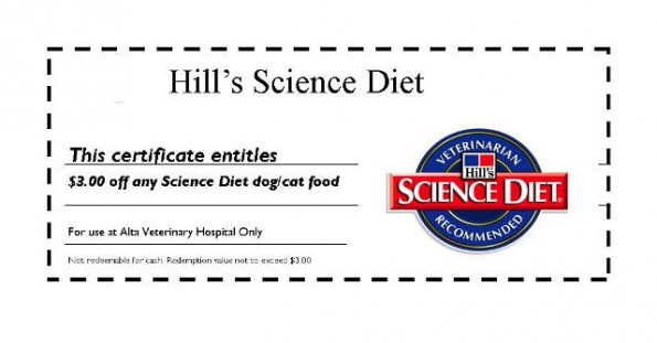Hills food coupon